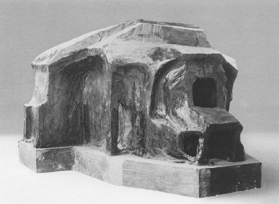 Modèle du seconde Goetheanum