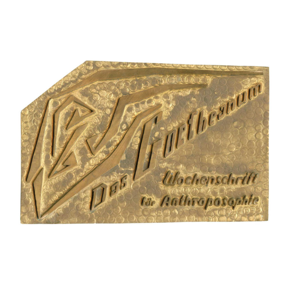 100 years Goetheanum weekly journal