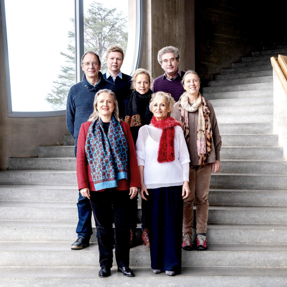 New expert team in the Visual Art Section at the Goetheanum