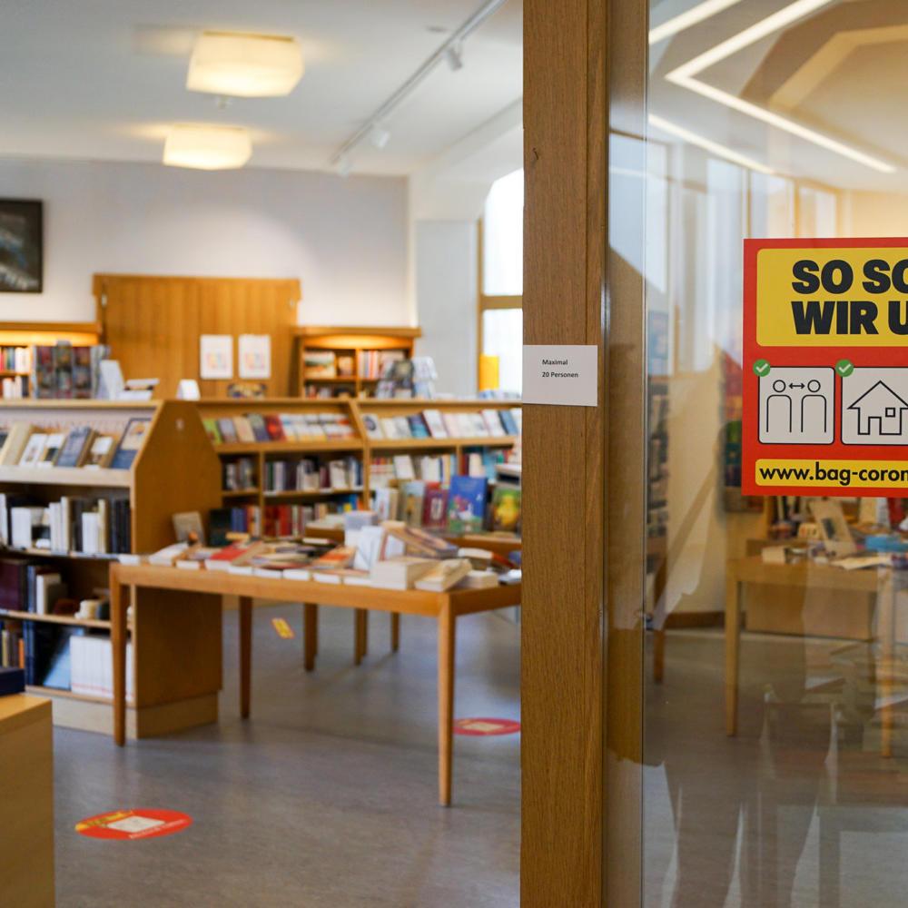 Öffnungszeiten des Goetheanum