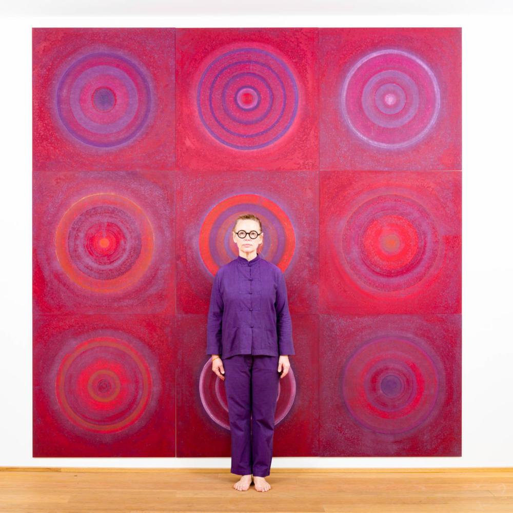 Circular ripples created by an impulse