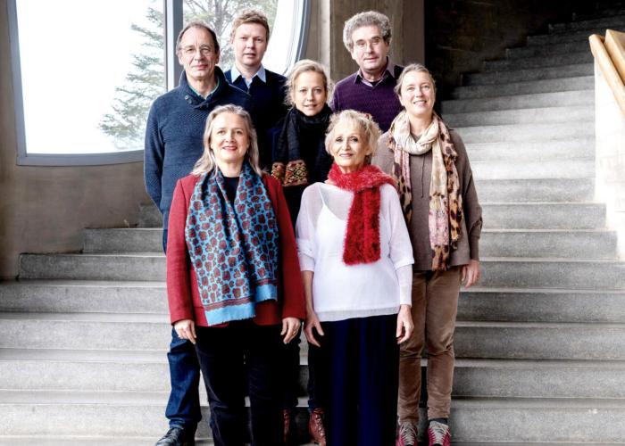 Neues Kollegium der Sektion für Bildende Künste am Goetheanum