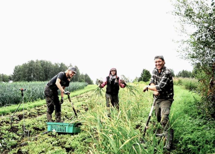 Klima, Resilienz und Gesundheit sind Themen der Sektion für Landwirtschaft