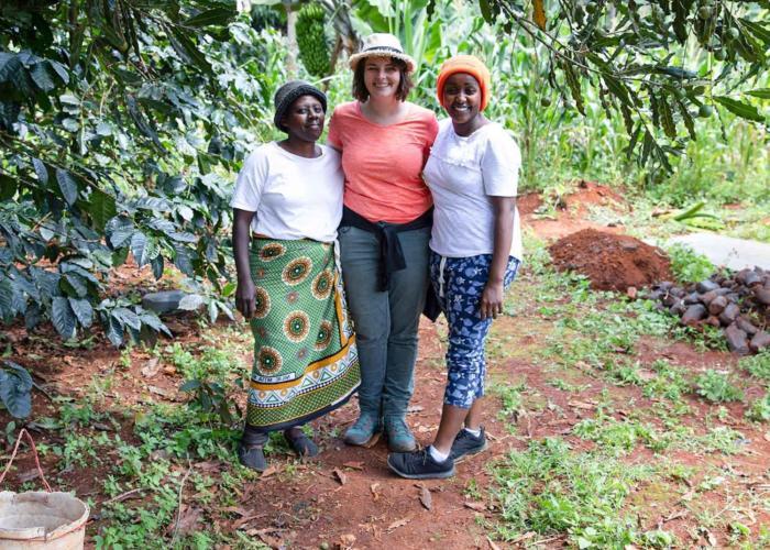 Mehr als Nüsse: die Farmgemeinschaft ‹Limbua Group›