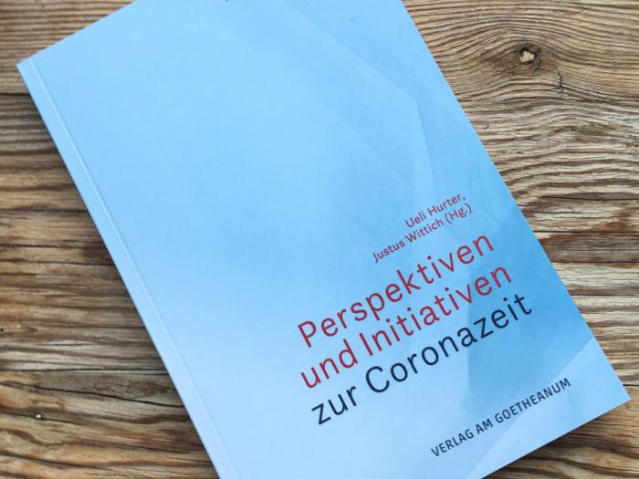 Buch zur Coronazeit