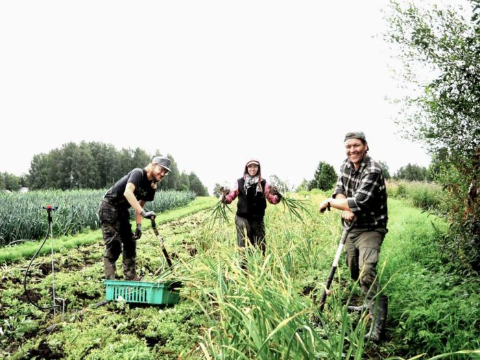 Climate, resilience and health are topics at the heart of the Section for Agriculture