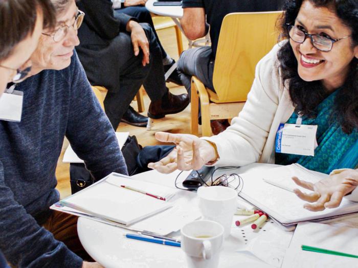 Afrontar situaciones inciertas a través de la participación inclusiva