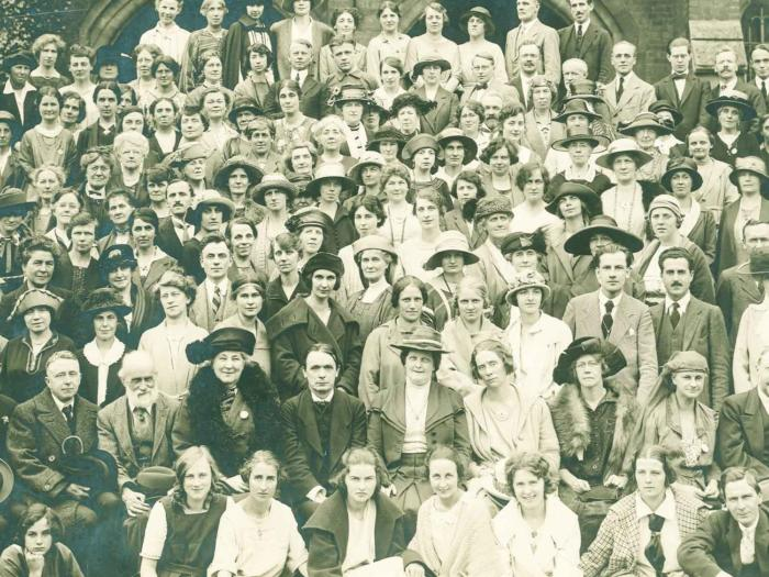 Rudolf Steiners Leben und Arbeiten im Bild