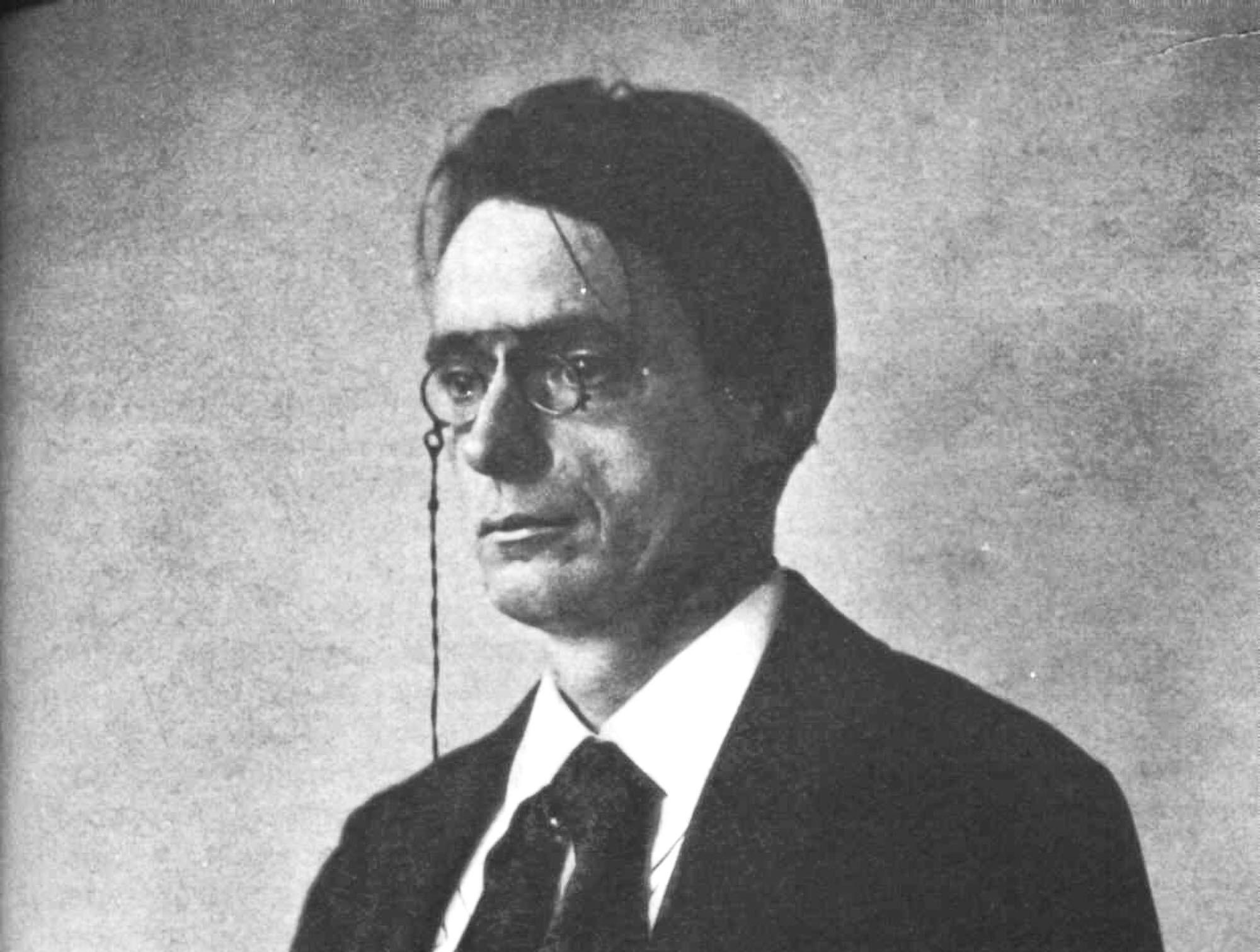 Rudolf Steiner, 1901