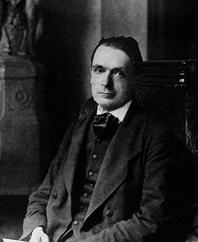 Rudolf Steiner, Vienne, 1922