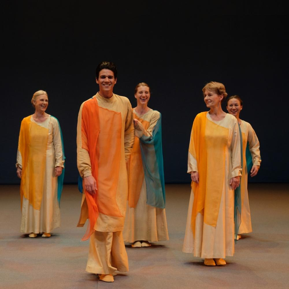 """World Eurythmy Day: """"The joy and courage to live"""""""