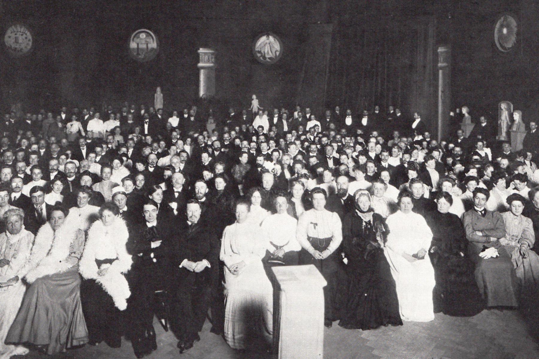 Goetheanum | Historia