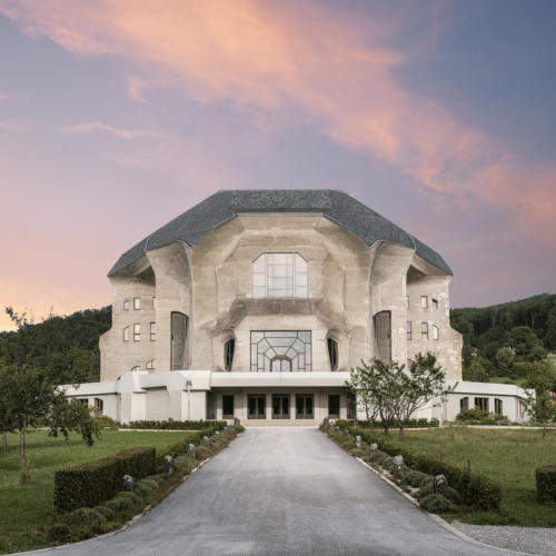 Goetheanum is closed to visitors - operations continue