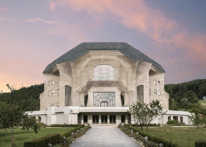 El Goetheanum cancela los eventos públicos