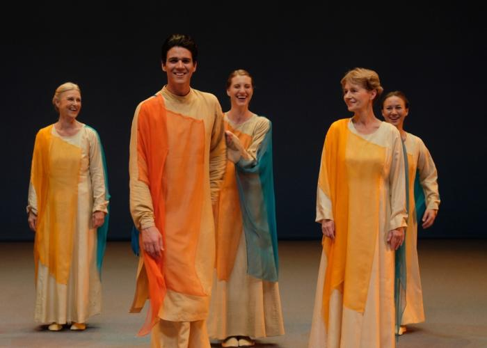 "World Eurythmy Day: ""The joy and courage to live"""