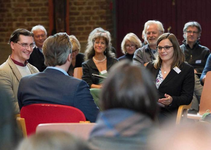 Goetheanum ist Partner bei Fachtagung mit Barkamp ‹öffentlich wirken›